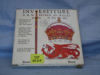 *100FT+ *  Investiture HRH Prince Of Wales Super 8 Film Boxed   £9.99